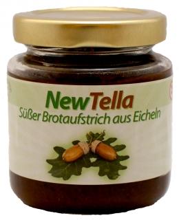 NewTella; Eichel Brotaufstrich