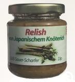 Relish vom Japanischen Knöterich (140 g)